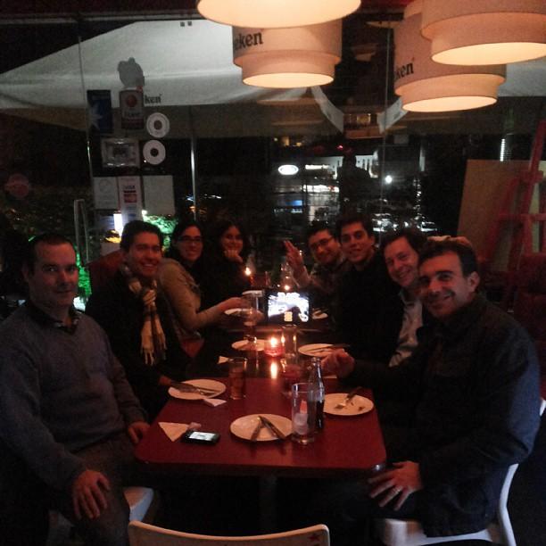 Syrenaica - Evilot launch celebration photo